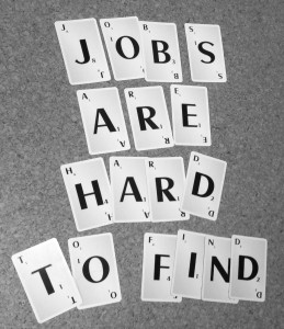 jobs hard to find