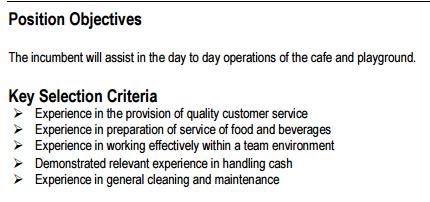 SC ShepCC Criteria