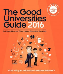 Good Uni Guide 2016